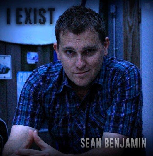 Sean Benjamin - I Exist Albums Cover - Sean Benjamin and Dru Boogie CD