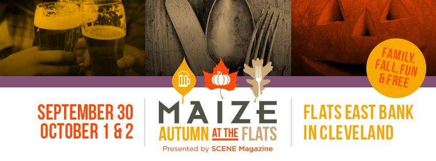 Maize Autumn in the Flats presented by SCENE Magazine